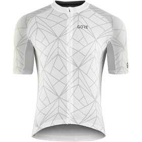 GORE WEAR C3 Jersey Men white/light grey